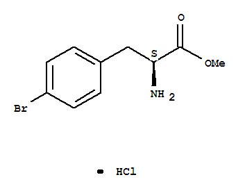 99359-32-7 L-Phenylalanine,4-bromo-, methyl ester, hydrochloride (1:1)