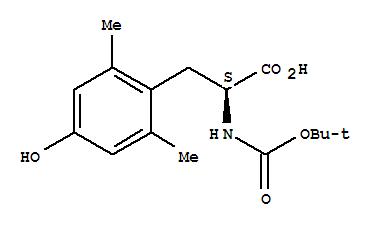 99953-00-1 L-Tyrosine, N-[(1,1-dimethylethoxy)carbonyl]-2,6-dimethyl-