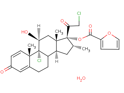 141646-00-6 Mometasone Furoate Monohydrate