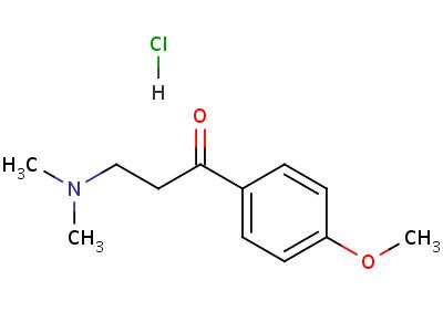 2125-49-7;87142-65-2 3-(dimethylamino)-1-(4-methoxyphenyl)propan-1-one