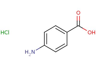22669-27-8 4-AMINOBENZOIC ACID HCL
