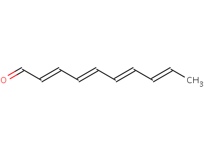 40650-87-1 (2E,4E,6E,8E)-deca-2,4,6,8-tetraenal