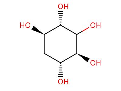 488-73-3 (1R,2S,4S,5R)-cyclohexane-1,2,3,4,5-pentol