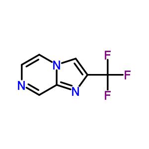 109113-96-4 2-(trifluoromethyl)imidazo[1,2-a]pyrazine