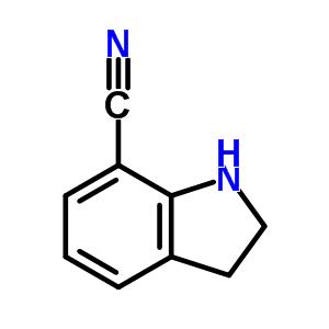 115661-82-0 2,3-dihydro-1H-indole-7-carbonitrile