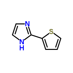136103-77-0 2-thiophen-2-yl-1H-imidazole