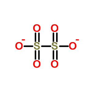 Dithionate 14781-81-8;444988-10-7;67393-14-0
