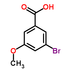 157893-14-6 3-bromo-5-methoxybenzoic acid