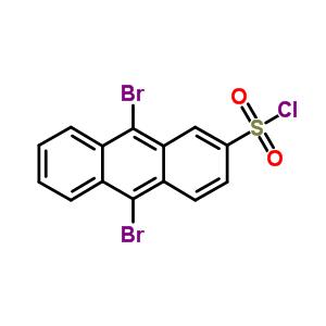 210174-74-6 9,10-dibromoanthracene-2-sulfonyl chloride