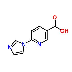 216955-75-8 6-(1H-imidazol-1-yl)pyridine-3-carboxylic acid
