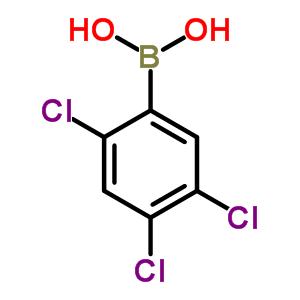 220210-55-9 (2,4,5-trichlorophenyl)boronic acid