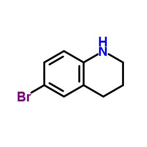 22190-35-8 6-bromo-1,2,3,4-tetrahydroquinoline