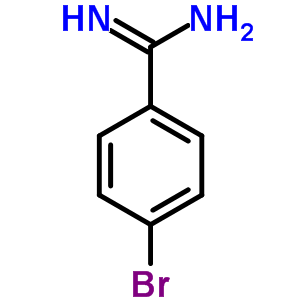 4-bromobenzamidine hydrochloride 22265-36-7