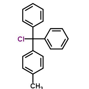 4-甲基三苯基氯甲烷 23429-44-9