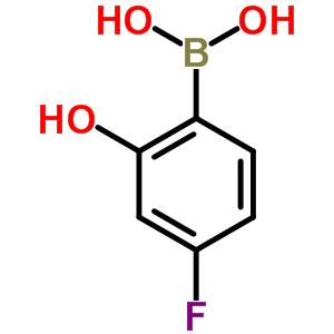 259209-20-6;850568-00-2 (4-fluoro-2-hydroxyphenyl)boronic acid