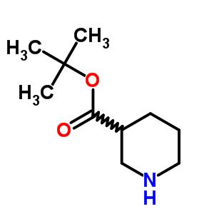 3-哌啶甲酸叔丁酯 301180-05-2