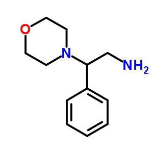 31466-44-1 2-morpholin-4-yl-2-phenylethanamine