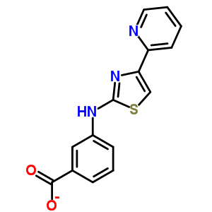 315702-87-5 3-[(4-pyridin-2-yl-1,3-thiazol-2-yl)amino]benzoate