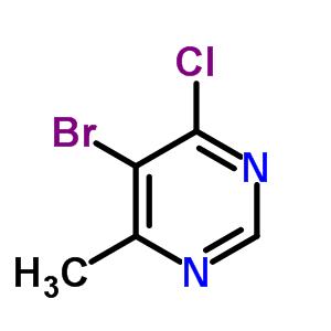 3438-55-9 5-bromo-4-chloro-6-methylpyrimidine