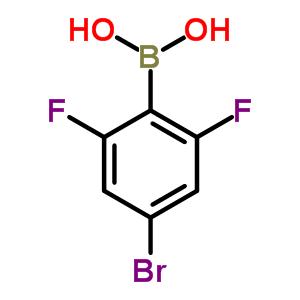 352535-81-0 (4-Bromo-2,6-difluorophenyl)boronic acid
