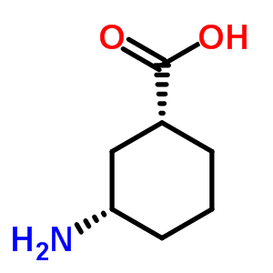 38541-66-1;41235-88-5 (1R,3S)-3-aminocyclohexanecarboxylic acid