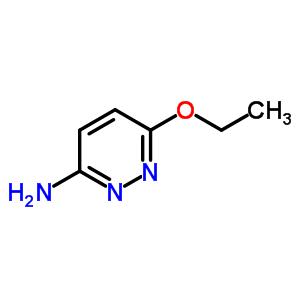 39539-68-9;39614-78-3 6-ethoxypyridazin-3-amine