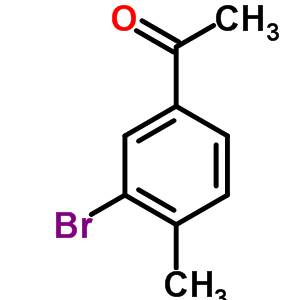 40180-80-1 1-(3-bromo-4-methylphenyl)ethanone