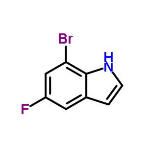 408355-23-7 7-bromo-5-fluoro-1H-indole