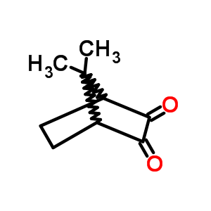 4183-87-3 7,7-dimethylbicyclo[2.2.1]heptane-2,3-dione