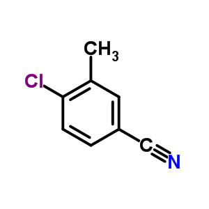 4387-31-9 4-chloro-3-methylbenzonitrile