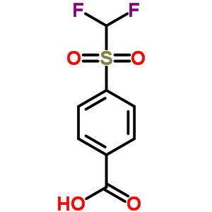 4-三氟甲烷磺酰基-苯甲酸