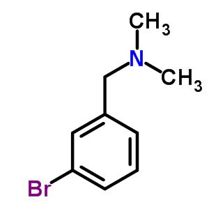 4885-18-1 1-(3-bromophenyl)-N,N-dimethylmethanamine