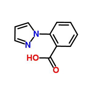 55317-53-8 2-(1H-pyrazol-1-yl)benzoic acid