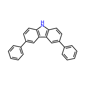 56525-79-2;6654-68-8 3,6-Diphenyl-9H-carbazole