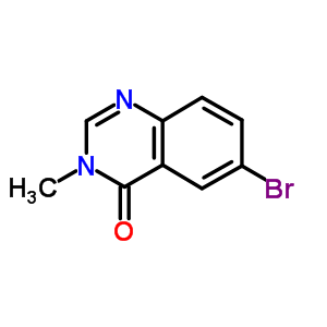 57573-59-8 6-bromo-3-methylquinazolin-4(3H)-one