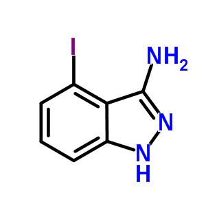599191-73-8 4-Iodo-1H-indazol-3-amine