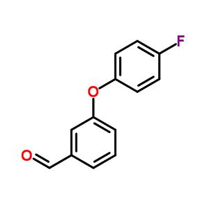 65295-61-6 3-(4-fluorophenoxy)benzaldehyde