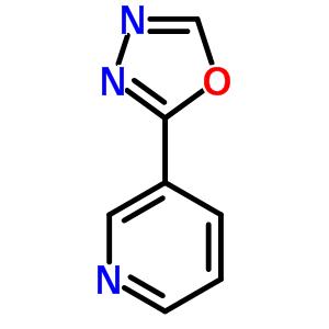 65943-95-5 3-(1,3,4-oxadiazol-2-yl)pyridine