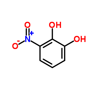 6665-98-1 3-nitrobenzene-1,2-diol