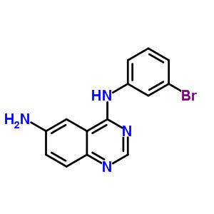 169205-78-1 N~4~-(3-bromophenyl)quinazoline-4,6-diamine