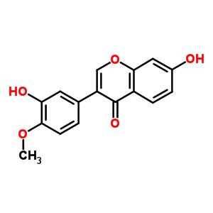 20575-57-9 7-hydroxy-3-(3-hydroxy-4-methoxyphenyl)-4H-chromen-4-one
