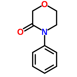 29518-11-4 4-phenylmorpholin-3-one