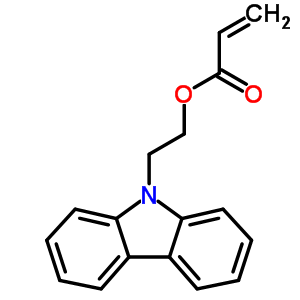 6915-68-0 2-(9H-carbazol-9-yl)ethyl prop-2-enoate