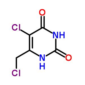 73742-45-7 5-Chloro-6-(chloromethyl)pyrimidine-2,4(1H,3H)-dione