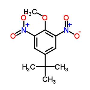 4-叔丁基-2,6-二硝基苯甲醚 77055-30-2