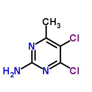 7749-60-2 4,5-dichloro-6-methylpyrimidin-2-amine