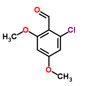 82477-61-0 2-chloro-4,6-dimethoxybenzaldehyde