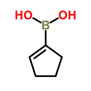cyclopent-1-en-1-ylboronic acid 850036-28-1