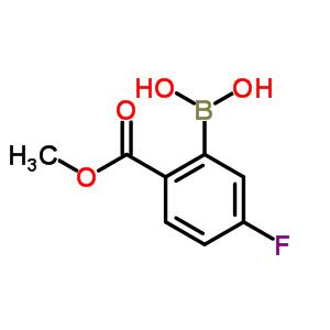 850568-05-7 [5-Fluoro-2-(methoxycarbonyl)phenyl]boronic acid