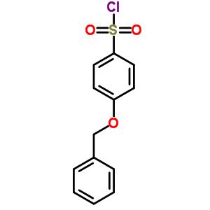 4-(苄氧基)苯-1-磺酰氯 87001-32-9